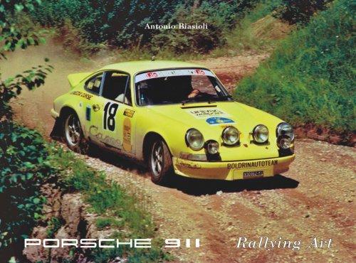 PORSCHE 911 RALLYING ART