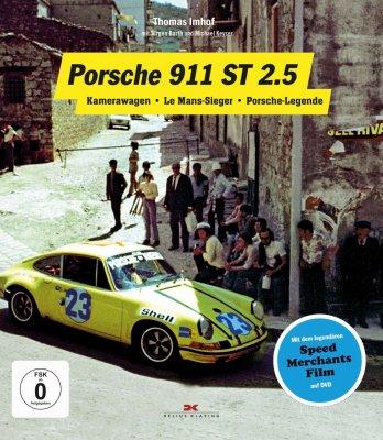 PORSCHE 911 ST 2.5 (WITH DVD) (GERMAN EDITION)