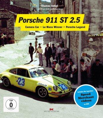 PORSCHE 911 ST 2.5 (WITH DVD)