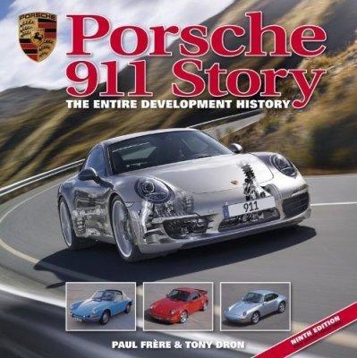 PORSCHE 911 STORY - THE ENTIRE DEVELOPMENT HISTORY