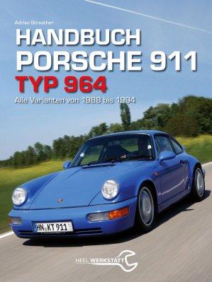 PORSCHE 911 TYP 964 HANDBUCH