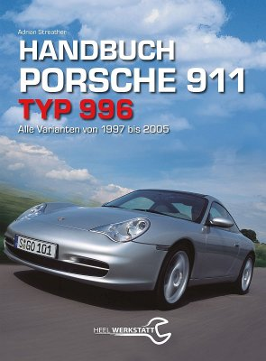PORSCHE 911 TYP 996 HANDBUCH