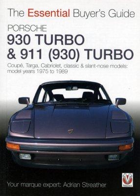 PORSCHE 930 TURBO & 911 (930) TURBO