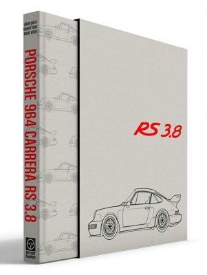 PORSCHE 964 CARRERA RS 3.8 - ENGLISH EDITION