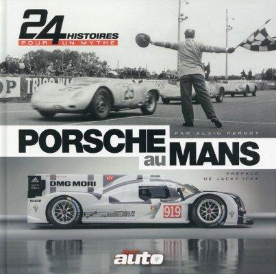 PORSCHE AU MANS (INCLUDED 2 DVD)