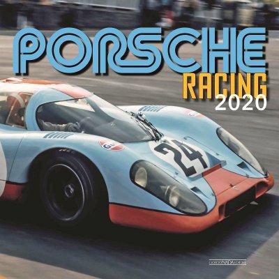 PORSCHE RACING 2020 CALENDARIO/CALENDAR