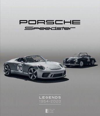 PORSCHE SPEEDSTER LEGENDS 1954 - 2020