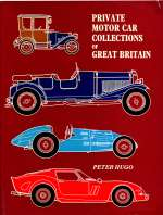 PRIVATE MOTOR CAR COLLECTIONS OF GREAT BRITAIN