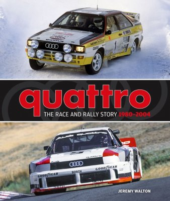 QUATTRO - THE RACE AD RALLY STORY 1980-2004