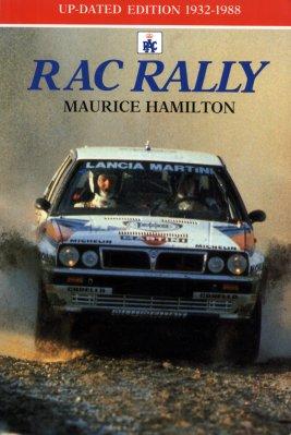 RAC RALLY 1932-1988