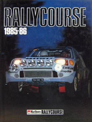 RALLYCOURSE 1985-86