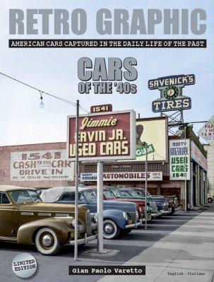 RETRO GRAPHIC CARS OF THE '40S