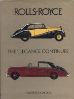 ROLLS ROYCE THE ELEGANCE CONTINUES