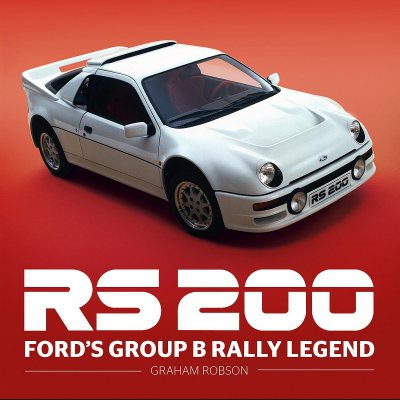RS200: FORD'S GROUP B RALLY LEGEND