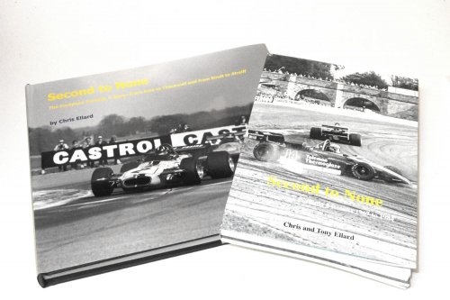 SECOND TO NONE - THE EUROPEAN FORMULA 2 STORY (2 VOLUMES)
