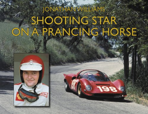 SHOOTING STAR ON A PRANCING HORSE