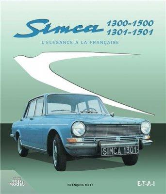 SIMCA 1300-1500 / 1301-1501