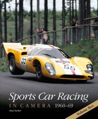SPORTS CAR RACING IN CAMERA 1960-69: VOLUME 2