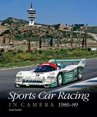 SPORTS CAR RACING IN CAMERA 1980-89