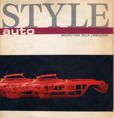 STYLE AUTO N.  1 (RILEGATO)