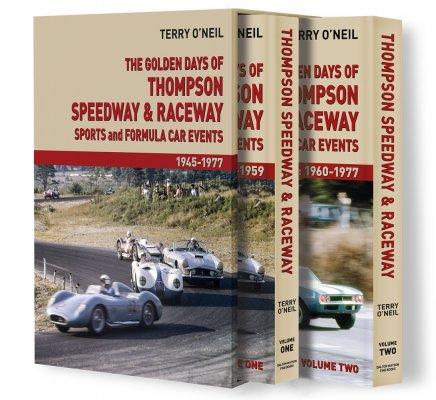 THE GOLDEN DAYS OF THOMPSON SPEEDWAY & RACEWAY