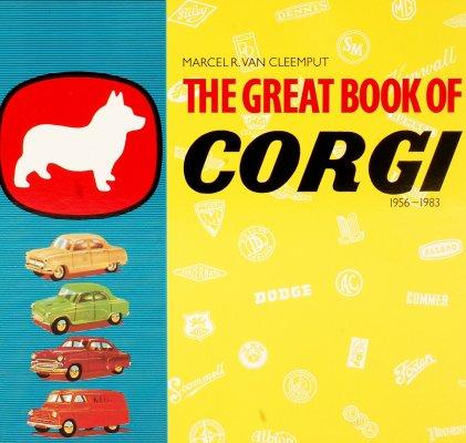 THE GREAT BOOK OF CORGI 1956-1983