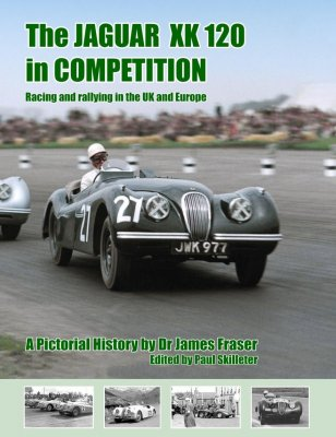 THE JAGUAR XK 120 IN COMPETITION