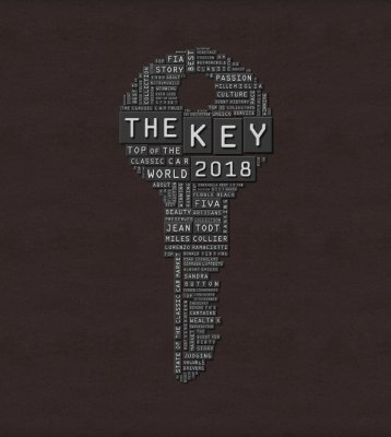 THE KEY 2018 - TOP OF THE CLASSIC CAR WORLD