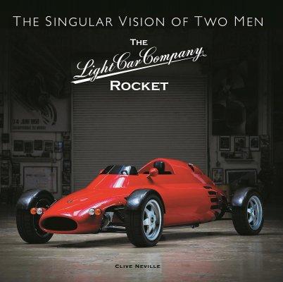 THE LIGHT CAR COMPANY ROCKET