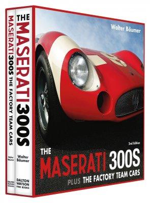 THE MASERATI 300 S (2 VOLUMES)