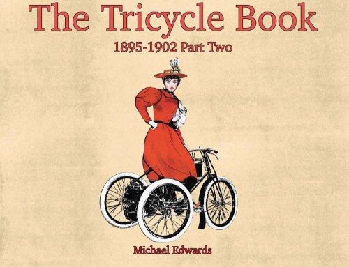 THE TRICYCLE BOOK 1895-1902 - PART TWO