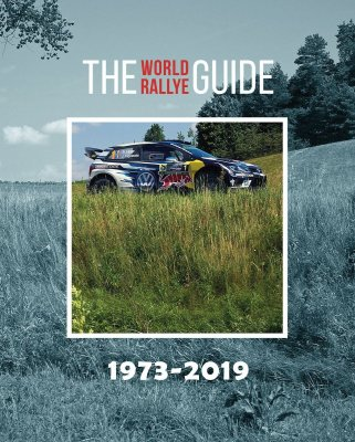 THE WORLD RALLY GUIDE 1973-2019
