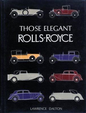 THOSE ELEGANT ROLLS ROYCE