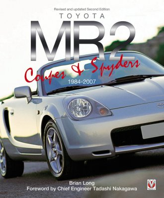 TOYOTA MR2 COUPE & SPYDERS 1984-2007