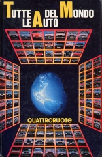 TUTTE LE AUTO DEL MONDO 1988 - QUATTRORUOTE