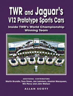 TWR AND JAGUAR'S V12 PROTOTYPE SPORTS CARS