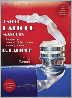 UNIQUE LALIQUE MASCOTS VOL 3 REVISED & UPDATED EDITION