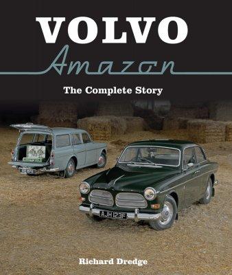 VOLVO AMAZON THE COMPLETE STORY