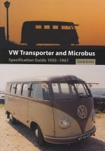 VW TRANSPORTER AND MICROBUS 1950-1967
