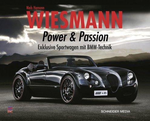 WIESMANN: POWER & PASSION