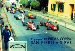 11 GIUGNO 1967 - PRIMA COPPA SAN PIERO A SIEVE