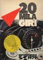 20 MILA GIRI MOTOMONDIALE 1979