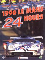 24 HOURS LE MANS 1996 (ING)