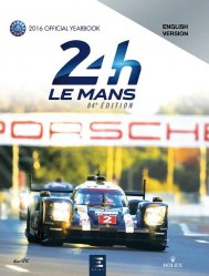 24 HOURS LE MANS 2016 (ING)