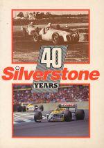 40 SILVERSTONE YEARS