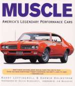 MUSCLE AMERICA'S LEGENDARY PERFORMANCE CARS