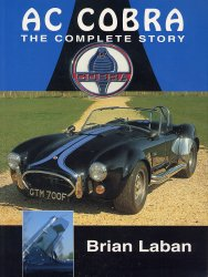 AC COBRA THE COMPLETE STORY