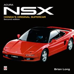 ACURA NSX: HONDA'S SUPERCAR