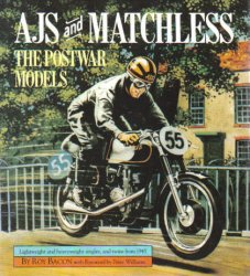 AJS AND MATCHLESS THE POSTWAR MODELS