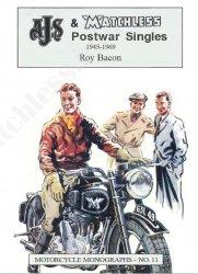 AJS & MATCHLESS POSTWAR SINGLES 1945-1969